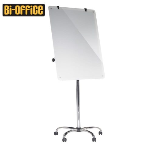 Bi-Office Glass Mobile Easel