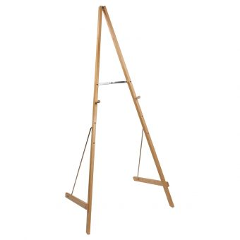 Bi-Office Economical Wooden Easel