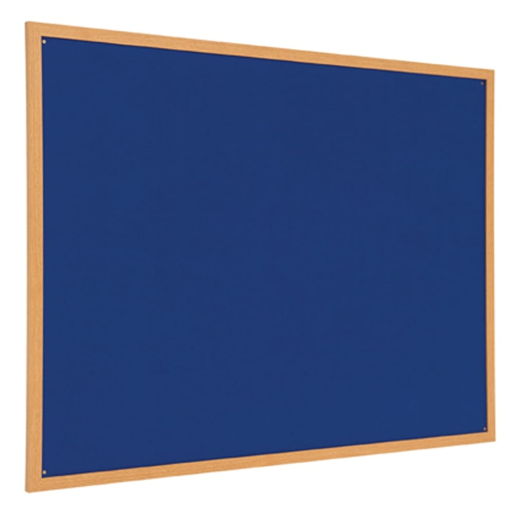 Eco Friendly Wood Effect Frame Notice Boards