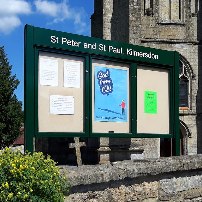 Church Noticeboards