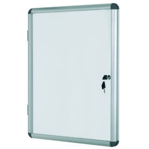 Enclore Indoor Magnetic Aluminium Indoor Magnetic Glazed Case