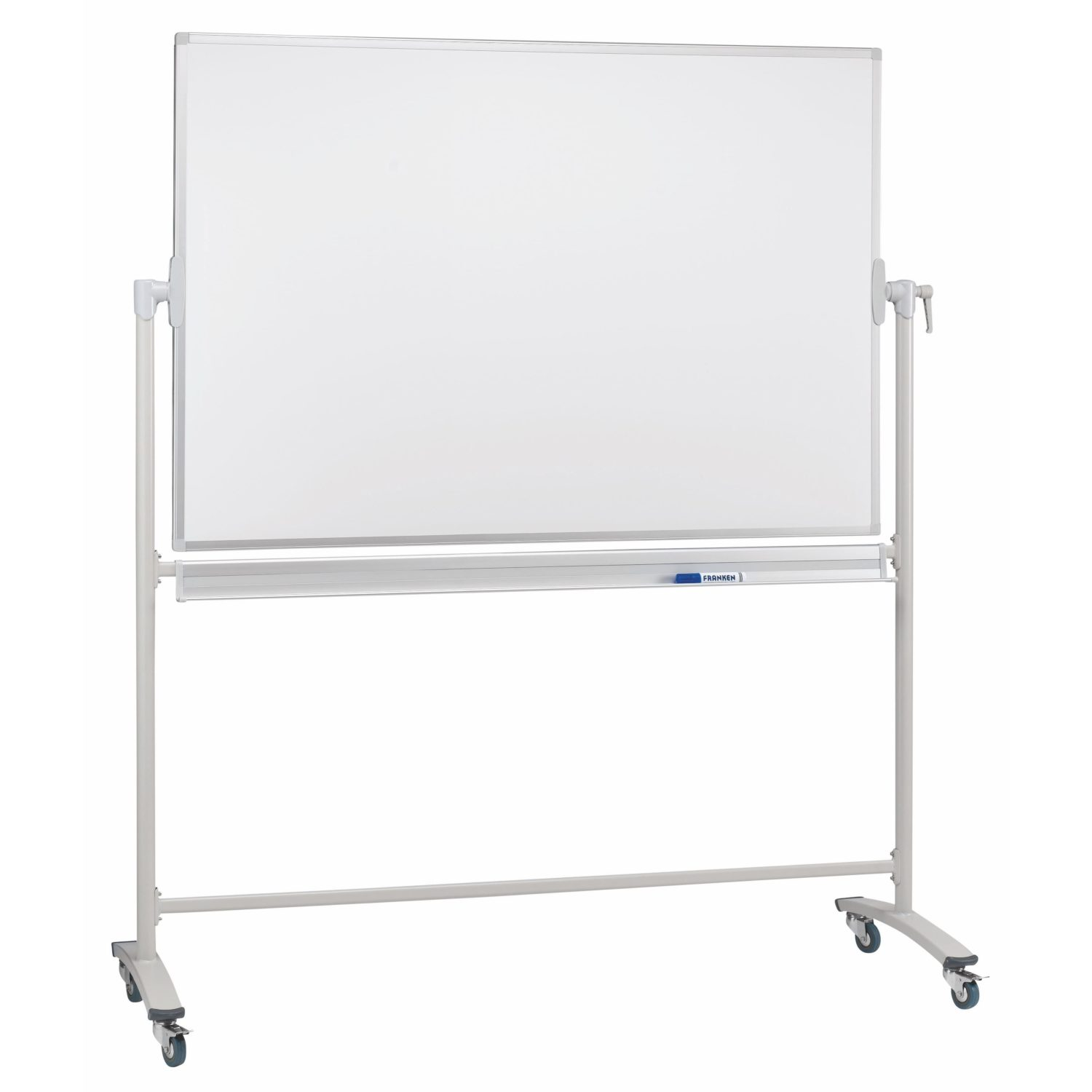 Franken Revolving Magnetic Whiteboards - Noticeboards Online