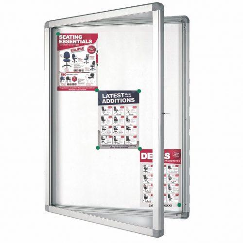 Franken Outdoor Magnetic Display Case