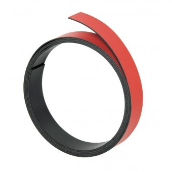 Franken Red Magnetic Strips 10mm x 1m