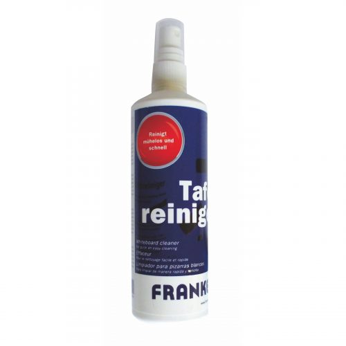 Franken whiteboard cleaning spray