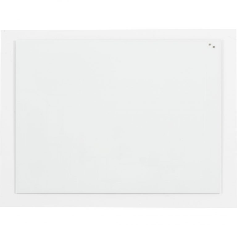 Franken Glass Board White magnetic 1500 x 1200mm