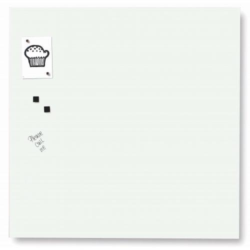 Franken Magnetic Glassboards 450 x 450mm White