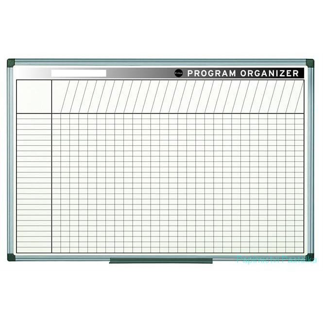 B&W Magnetic Program Organiser