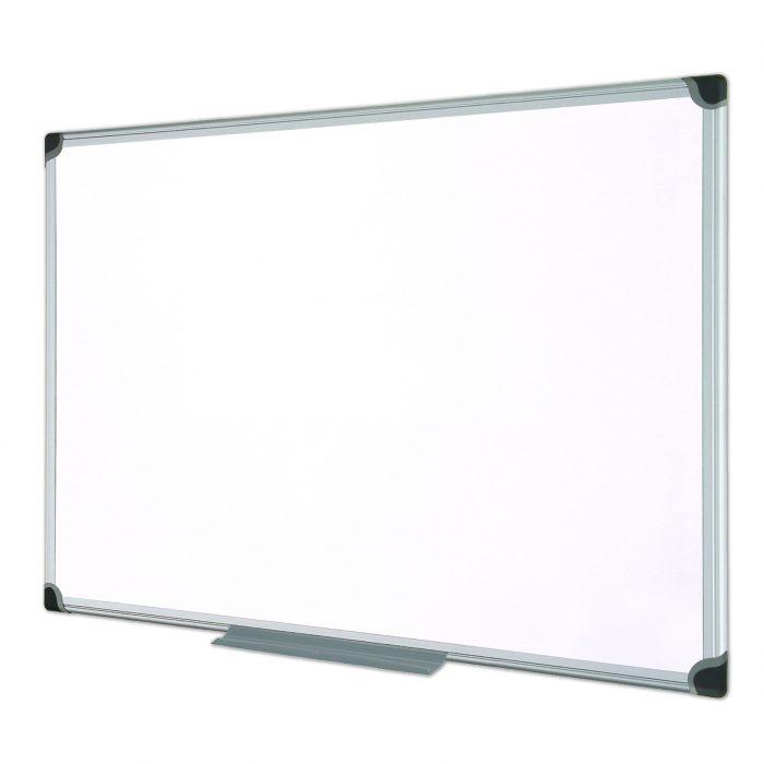 Maya Melamine Aluminium Framed Whiteboard