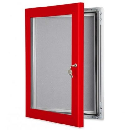 Colour Frame Key Lock Pin Board