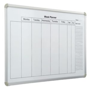 Weekly Planner Whiteboard (900 x 600)
