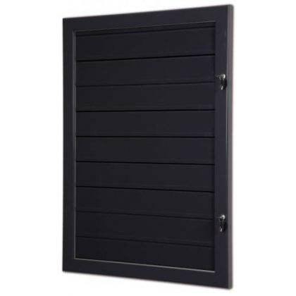 Grippit Lockable Notice Board