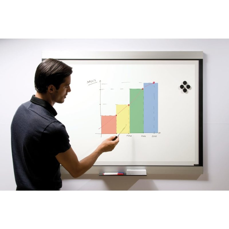 Bi-Office Expression Projection Drywipe Boards