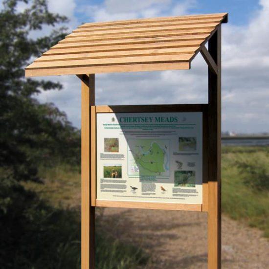 wooden-bowman-signage