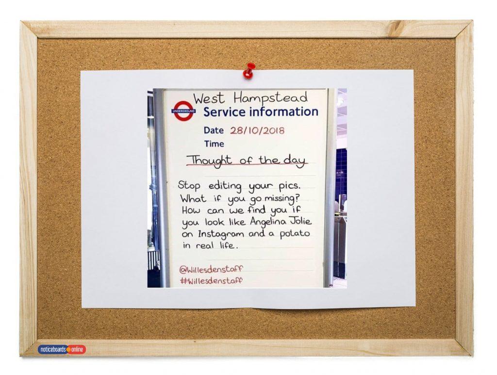 Funny Notice Board Noticeboards Online Buy Notice