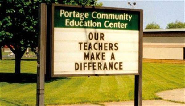 School Noticeboard