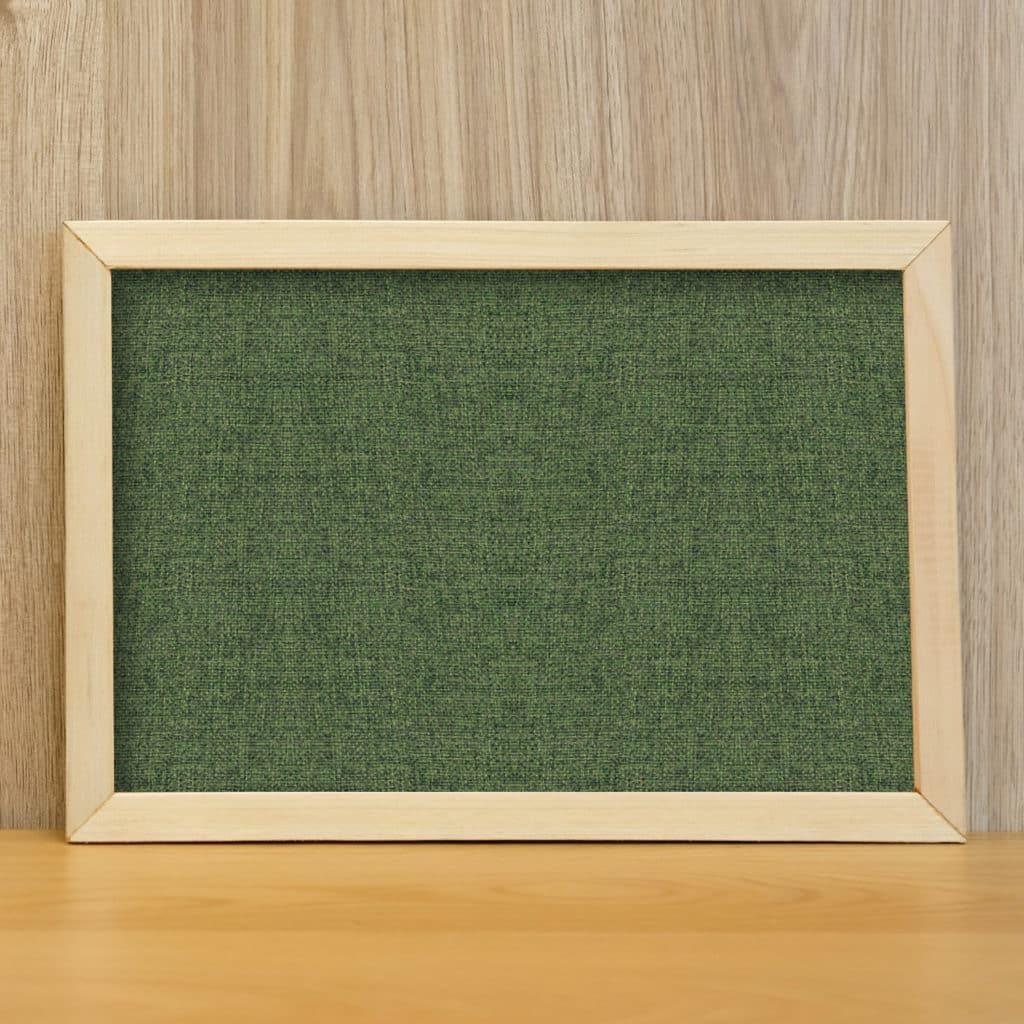 Cara Wood Frame Noticeboard